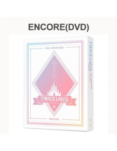TWICE - TWICELAND :  THE OPENING [ENCORE] CONCERT DVD (2 DISC)
