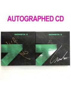 [AUTOGRAPHED CD] MONSTA X 6th Mini Album - The Connect : DEJAVU CD (Ver.III)