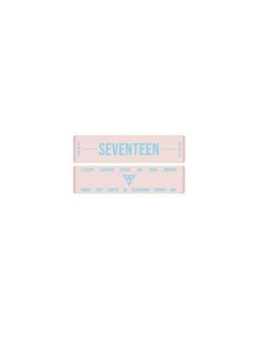 """Light Stick Keyring - 2018 SVT 2nd Fan Meeting """"SEVENTEEN in Carat Land """"Goods"""