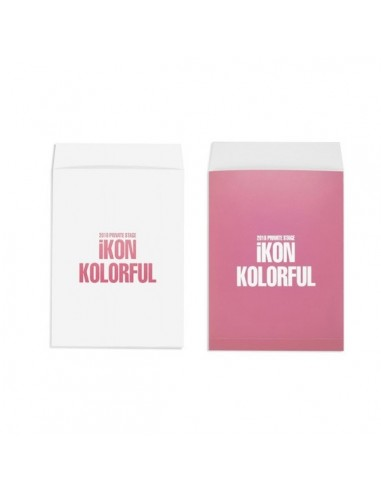 iKON 2018 Private Stage Kolorful Official Goods - Belt Bag