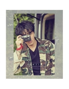 [SHINWHA] JUN JIN 1st Photobook - The Seasons Revolve : A Summer Photobook + CD