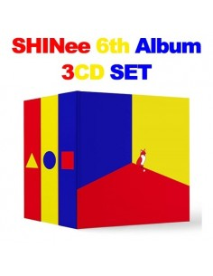 [EP.03] SHINEE 6th Album - The Story Of Light EP.3 CD + Poster