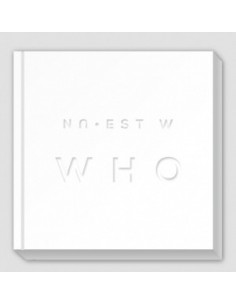 [WHO version] NU'EST W Album - WHO, YOU CD + Poster