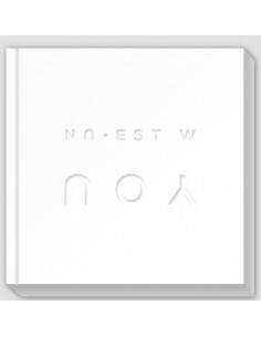 [YOU version] NU'EST W Album - WHO, YOU CD + Poster