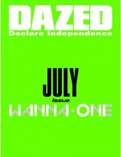 Dazed & Confused Korea (Random Cover)2018-6 SHINee TaeMin, GFRIEND, MAMAMOO