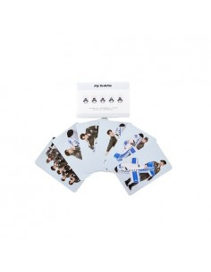 N.Flying Fly To N.Fia Official Goods - Sticker Set
