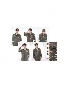 N.Flying Fly To N.Fia Official Goods - Photocard Set