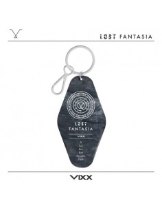 VIXX Lost Fantasia Official Goods - Smog Keyring
