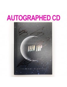 [AUTOGRAPHED CD] TEEN TOP 8th Mini Album - Seoul Night(A ver) CD