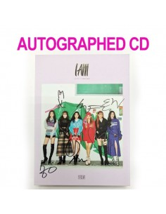 (G)I-DLE 1st Mini Album - I AM CD + Poster