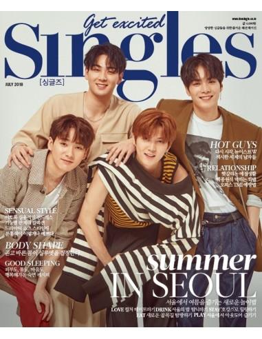 Magazine SINGLES 2018-6