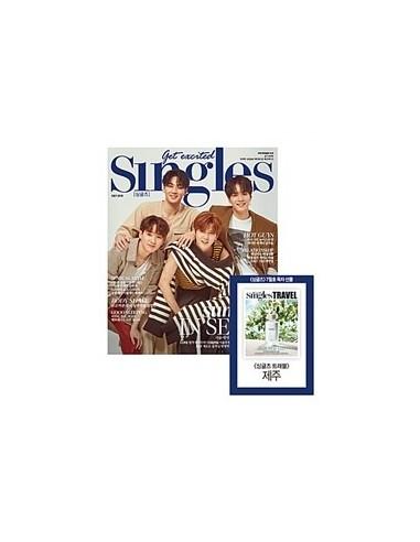 Magazine SINGLES 2018-7 NU'EST
