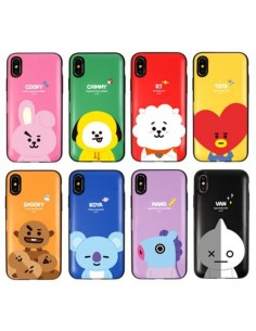 [BT21] Soft Phone Case