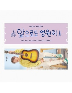 Jeong Sewoon 1st Concert Goods - Slogan