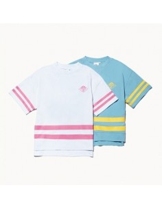 MYCT X PRODUCE48 - Basic Short T-Shirt White