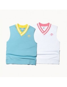 MYCT X PRODUCE48 - Blue vs White Basic T Shirt