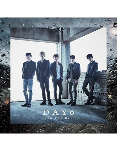 [Japanese Edition] DAY6 - Stop The Rain CD