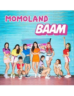 MOMOLAND 3rd Mini Album - GREAT! CD + Poster