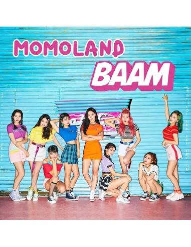 MOMOLAND 3rd Mini Album - GREAT! CD + Poster