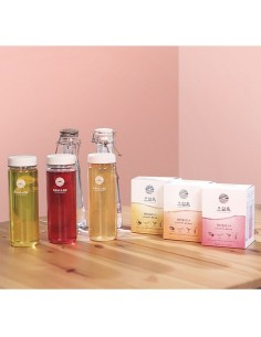Korean Diet & Anti-Oxidant Health Supplement - Water Plus 5 flavors