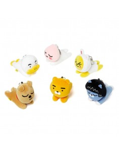 [ KAKAO FRIENDS ] Flying Body Keyring