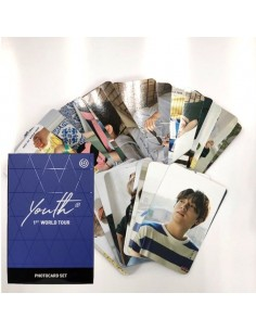DAY6 Youth Official Goods - Photocard Set