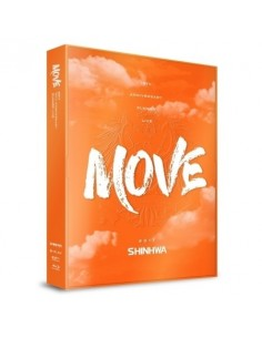 SHINHWA 19th Anniversary Summer Live [MOVE] DVD(2DISC)