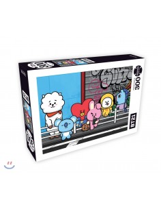 [BT21] 500 Piece Jigsaw Puzzle - Sunset