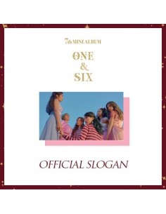 "Apink 6th Mini Album ""Pink Up"" - Slogan"