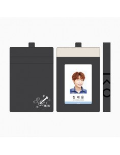 Jeong Sewoon 1st Concert Goods - Bottle
