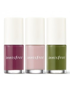 [INNISFREE] REAL COLOR NAIL - AUTUMN 6ml