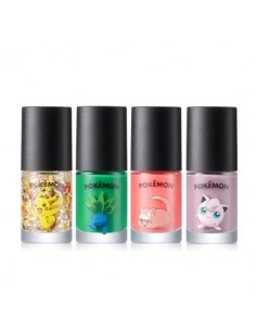 [TONYMOLY] POKEMON Collaboration : Nail Polish 8ml (4Colors)