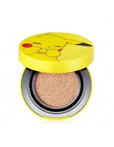 [TONYMOLY] POKEMON Collaboration : PIKACHU Mini Cover Cushion 9g (2Colors)