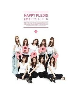 After School, Son Dam Bi Happy PLEDIS 2012: Love Letter CD