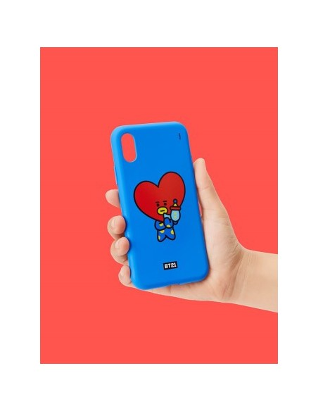 [BT21] BTS Line Friends Collaboration - Silicon Case