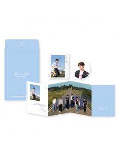 NCT DREAM 2nd Mini Album - We Go Up CD + Poster