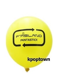 Concert Ballon of FTISLAND (2 pcs)