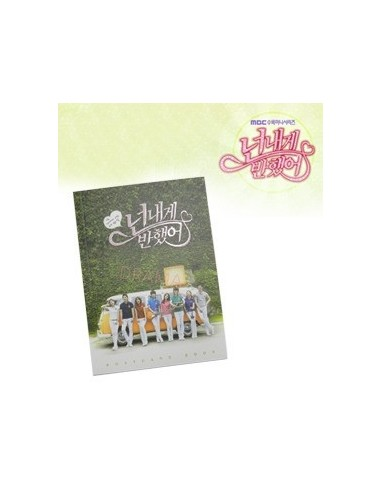 Heartstrings (MBC TV Drama) - Postcard Book