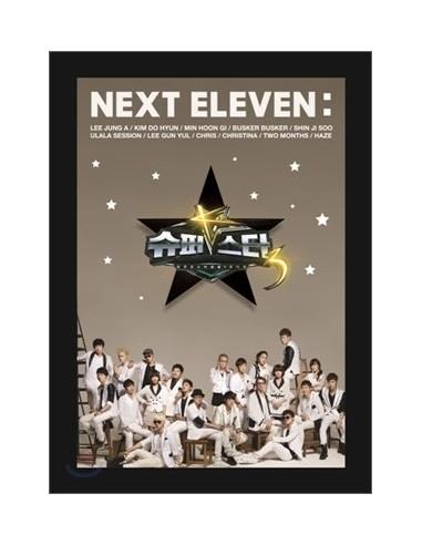 Super Star K3 K 3 Next 11 CD - 3CDs