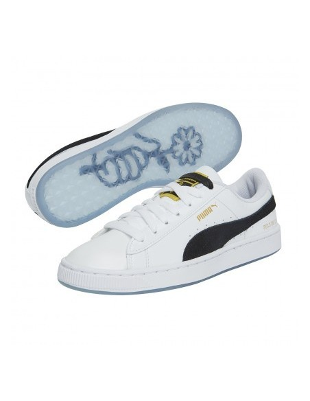 online store a9ef2 27f1a BTS x PUMA Basket Patent Sneakers