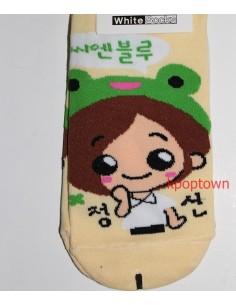 CNBLUE Character Socks Seesock Ver ONE PAIR -Jonghyun