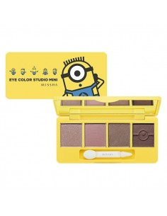 [MISSHA] MINIONS EDITION : Eye Color Studio Mini (2Colors)