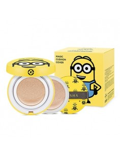 [MISSHA] MINIONS EDITION : Magic Cushion Cover Special Package (2Colors)