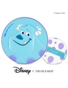 [Thefaceshop] Disney CC Longlasting Cushion SPF50+ PA+++ (Sulley) 15g