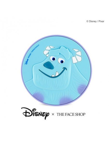 [Thefaceshop] Disney CC Longlasting Cushion SPF50+ PA+++ (Sulley) 15g