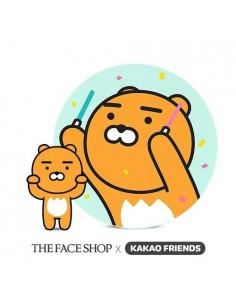 [Thefaceshop] KAKAO FRIENDS Oil Control Moisture Cushion (RYAN) 15g * 2