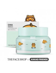 [Thefaceshop] KAKAO FRIENDS No Shine Hydrating Cream 100ml