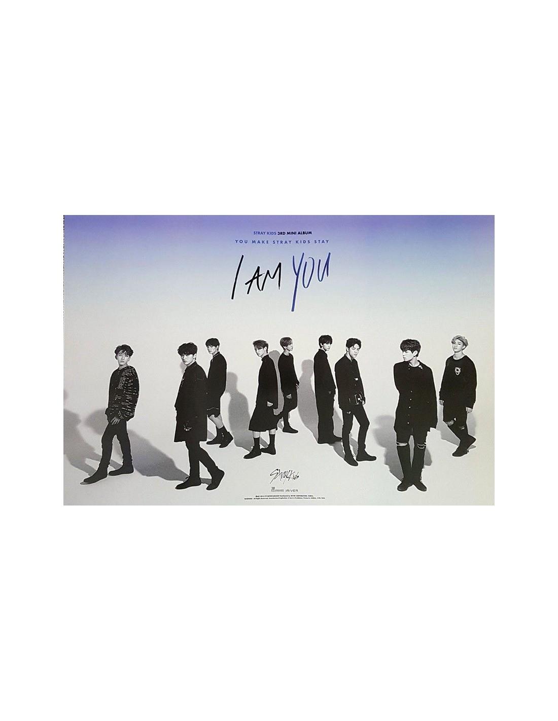 K-POP STRAY KIDS 3rd Mini Album I am YOU A Ver OFFICIAL