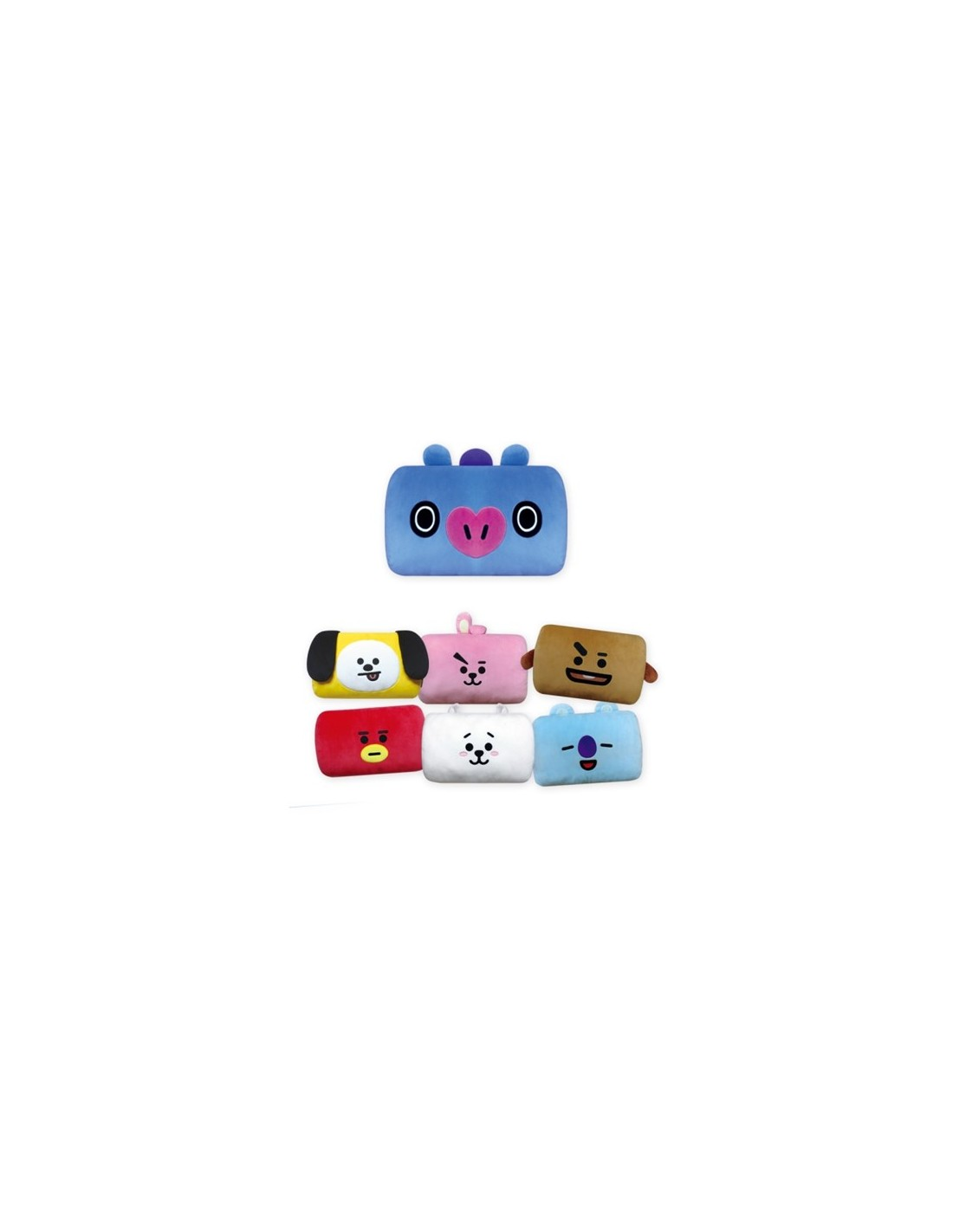 [BT21] BTS Kumhong Fancy Collaboration - Handy Warmer Cushion