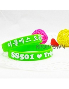 [SS05] NEW SS501 Jelly Band Bracelet